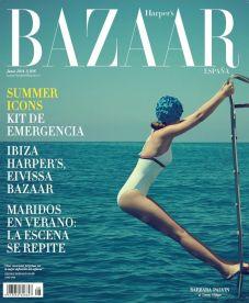 Harper's Bazaar Magazine [Spain] (June 2014)