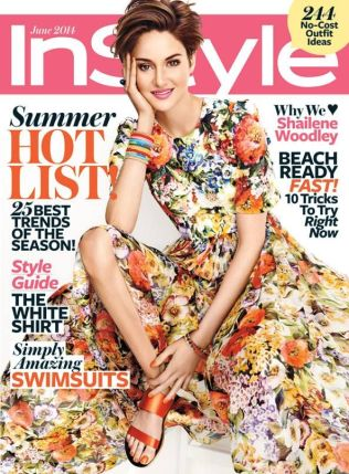 InStyle [United States] June 2014