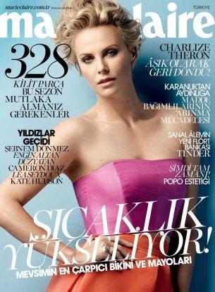 Marie Claire Turkey - June 2014