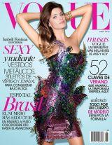 Vogue Mexico - June 2014