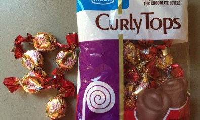 Curly Tops: Philippine Chocolate Candy
