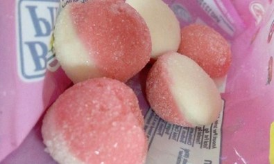 Potchi candies inside bag