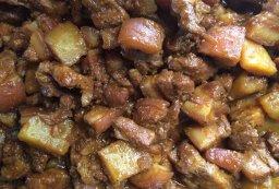Pork Adobo with Achuete