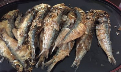 Tuyo: Filipino Dried Fish