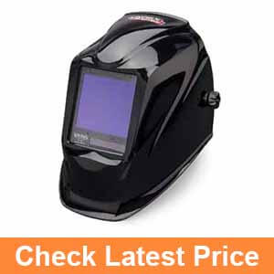 Lincoln Electric Viking 3350 Black Welding Helme