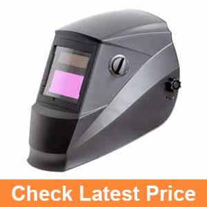 Solar Power Auto-Darkening Welding Helmet