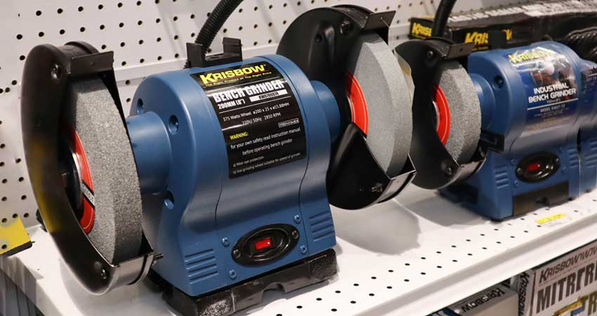 Best Bench Grinder Reviews In 2019 Check Our Top Picks