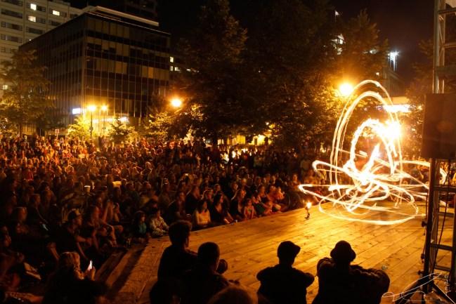 Halifax Busker Festival