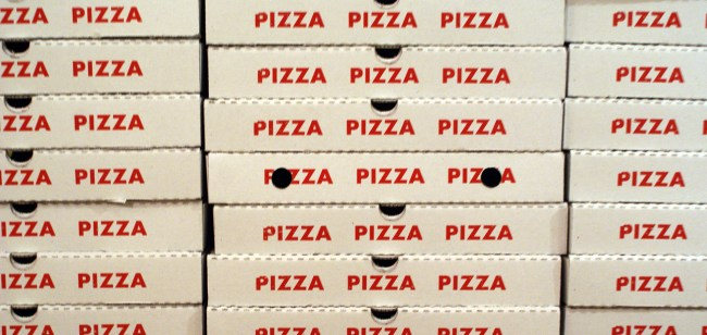 Pizza Delivery Boxes in Halifax, Nova Scotia