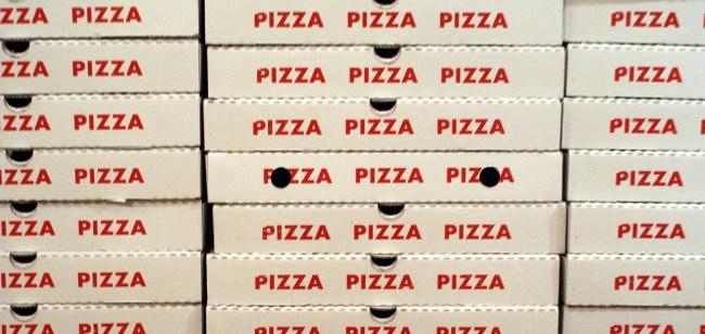 Pizza Delivery Boxes in Halifax, Nova Scotia