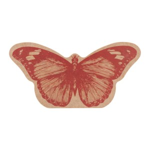 A butterfly decoration from Ikea