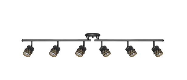 Modern light fixture available on Amazon