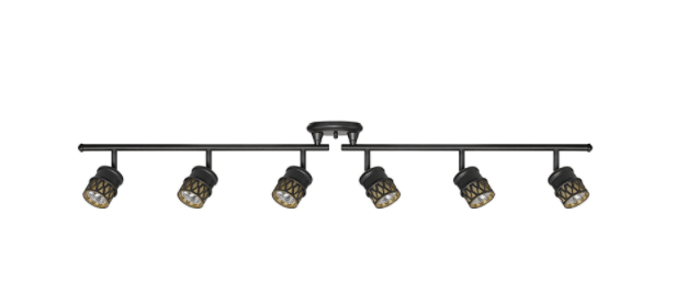 Modern light fixture available on Amazon