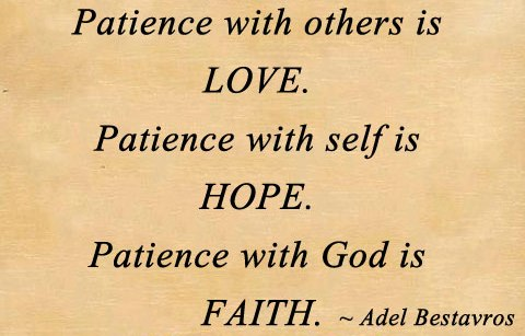 Image result for patience