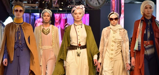 London Hosts First Modest Fashion Week   About Islam London Hosts First Modest Fashion Week