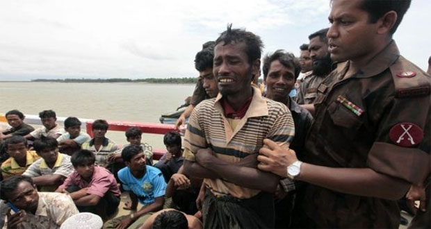 Rohingya Muslims Facing Ethnic Cleansing – Use Social Media to Help Them