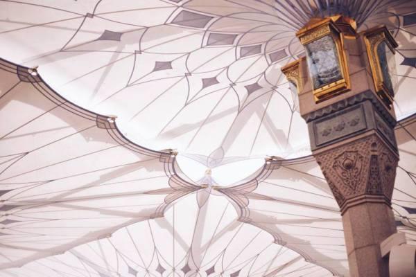 25 Most Beautiful Pictures of Prophet's Mosque