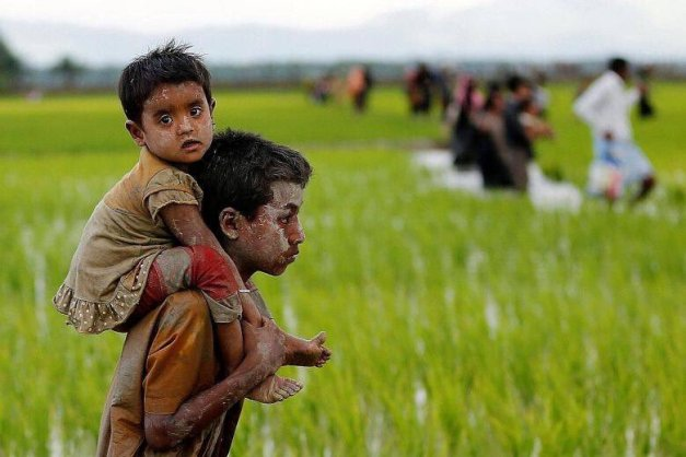 """""""I Thought I Would Die""""- New Report on Rohingya by BROUK"""