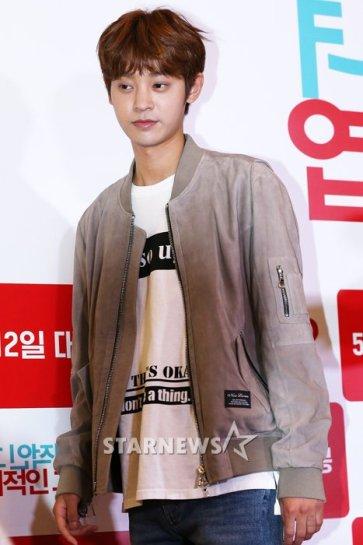 Jung Joon Young at VIP premiere of My Sassy Girl 2