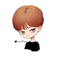 Fanart Jung Joon Young with new hair color