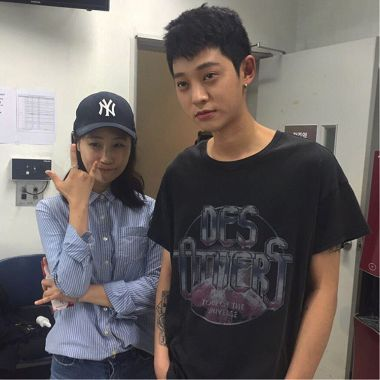 backstage of jung joon young concert in daegu 20170311 3