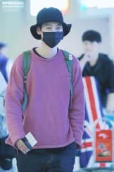 jung joon young leaving for concert in taiwan 2017 10