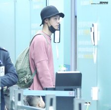 jung joon young leaving for concert in taiwan 2017 11