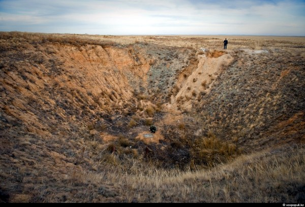 Semipalatinsk nuclear test site – 20 years after the ...