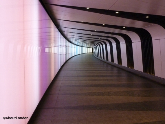 King's Cross Light Tunnel - Unusual Things To Do in King's Cross
