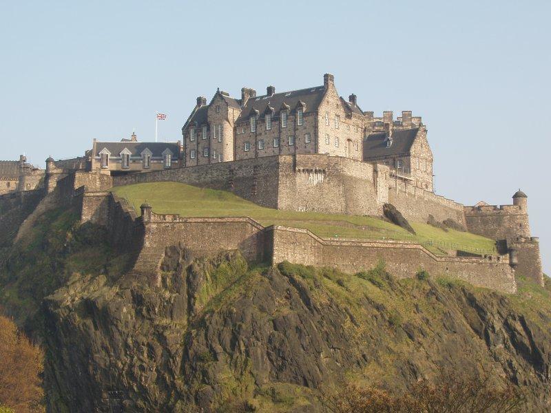 Edinburgh Castle - The Royal Mile Edinburgh