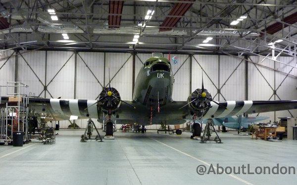 Battle of Britain Memorial Flight Centre