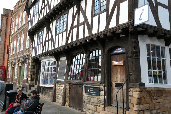 Lincoln's Tourist Information Office