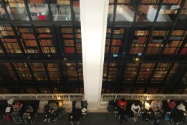 King's Library at British Library