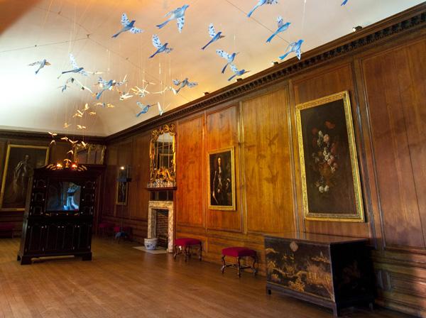 Queen's Apartments Kensington Palace
