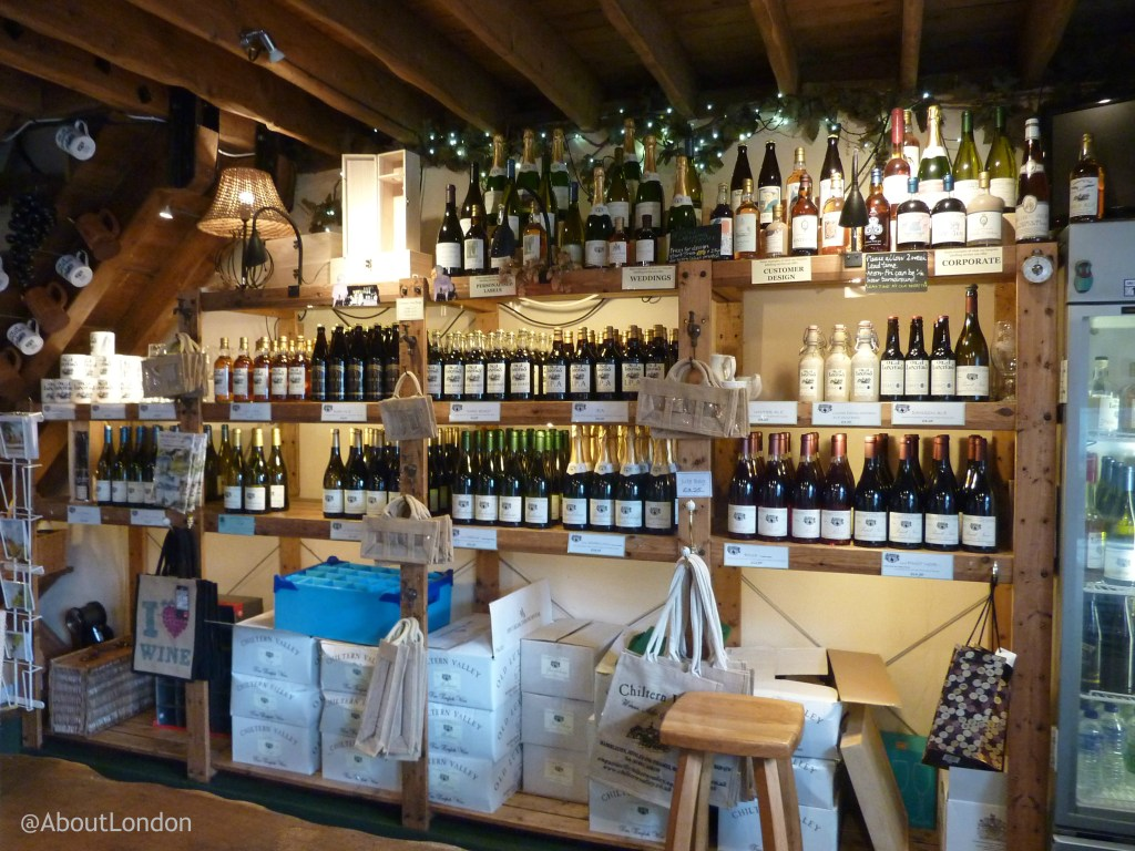 Chiltern Valley Winery and Brewery Cellar Shop