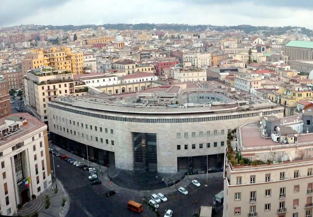 Palazzo delle Poste di Napoli