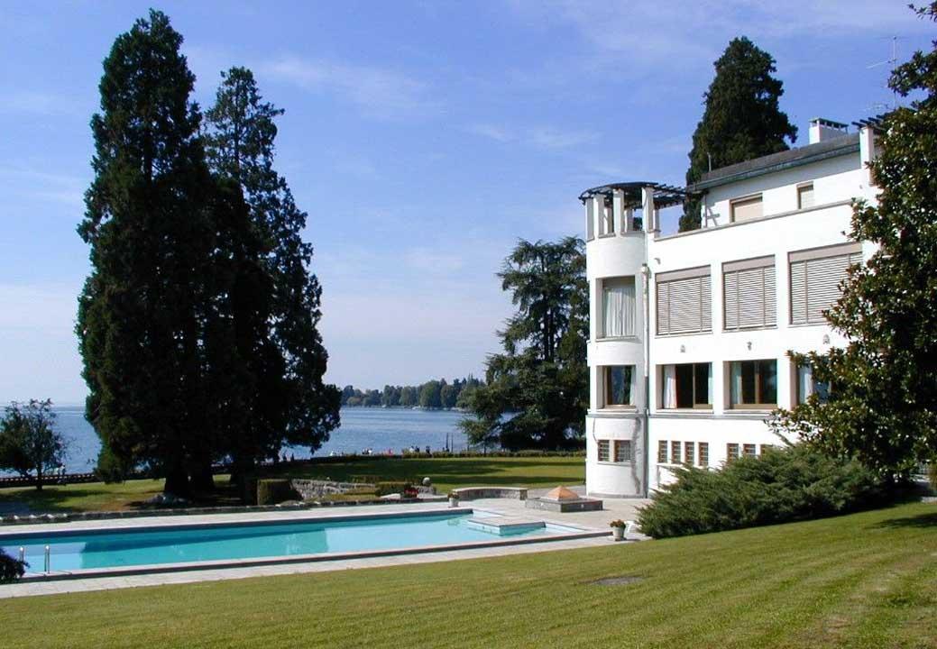 villa Karma in Geneva