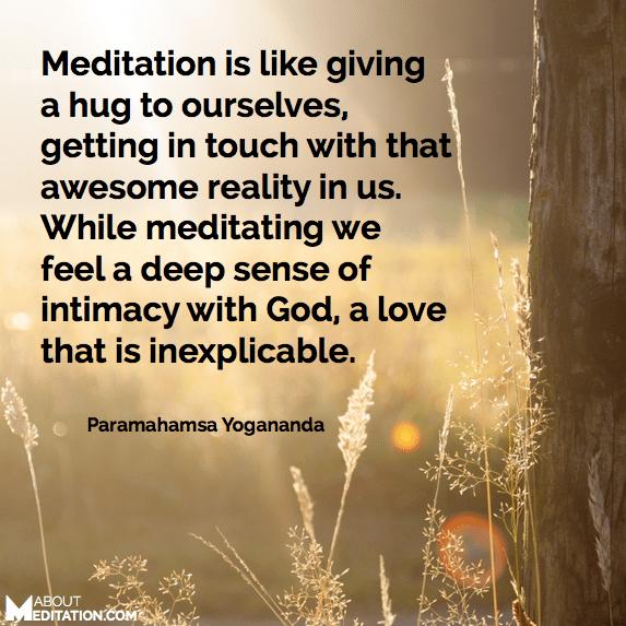 Paramahansa Yogananda Quotes Meditation