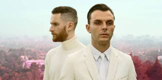 Fotos: facebook.com/hurts © 2015 SONY MUSIC ENTERTAINMENT (UK) LTD