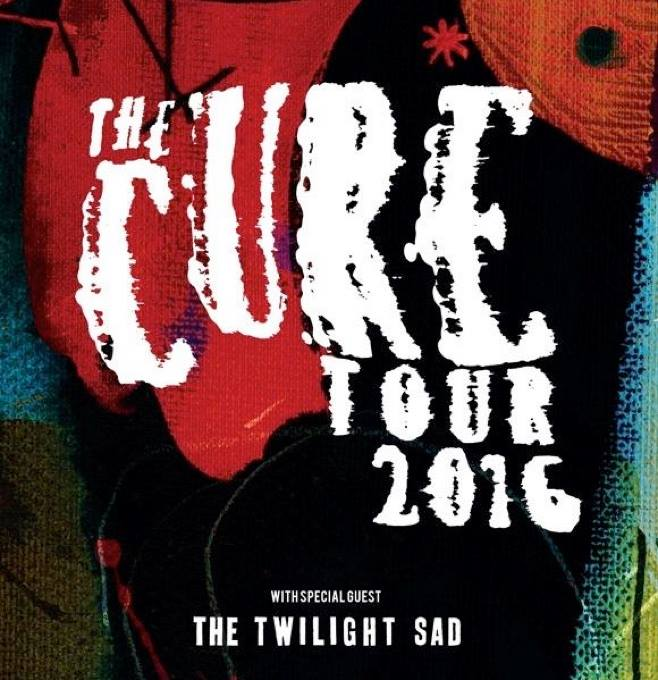 © Foto: www.facebook.com/thecure