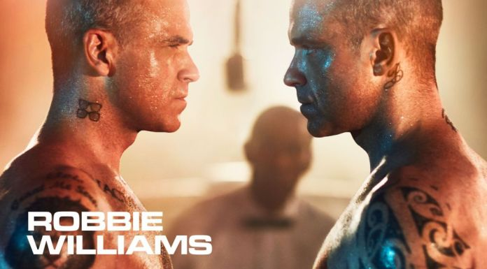 Robbie Williams Albumcover ® SonyMusic