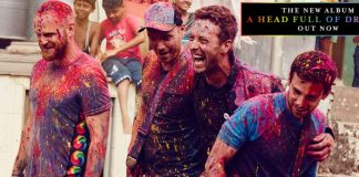 © www.facebook.com/coldplay