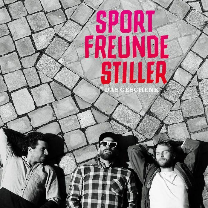 Sportfreunde Stiller Singlecover Das Geschenk-®Universal Music