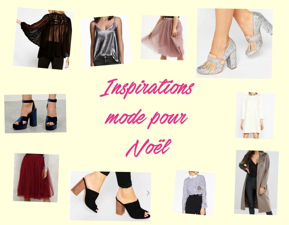 Inspirations mode Noël