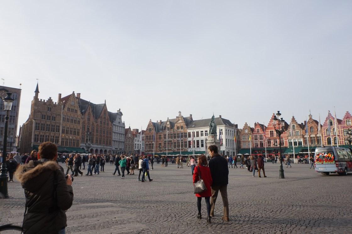 Grande Place de Bruges