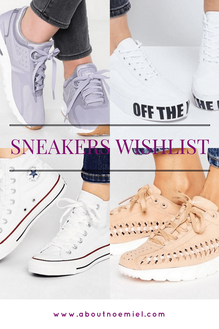 sneakers wishlist aboutnoemiel
