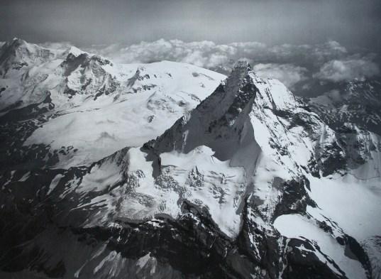 Aerial view of Matterhorn