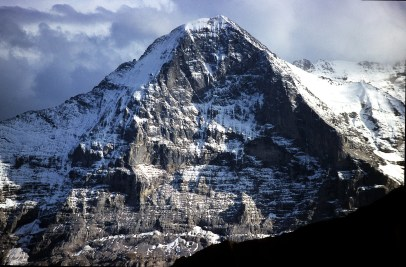 Eiger Northn face