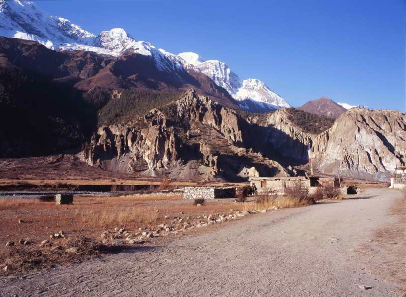 Manang valley