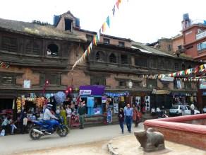 Durbar Square entry